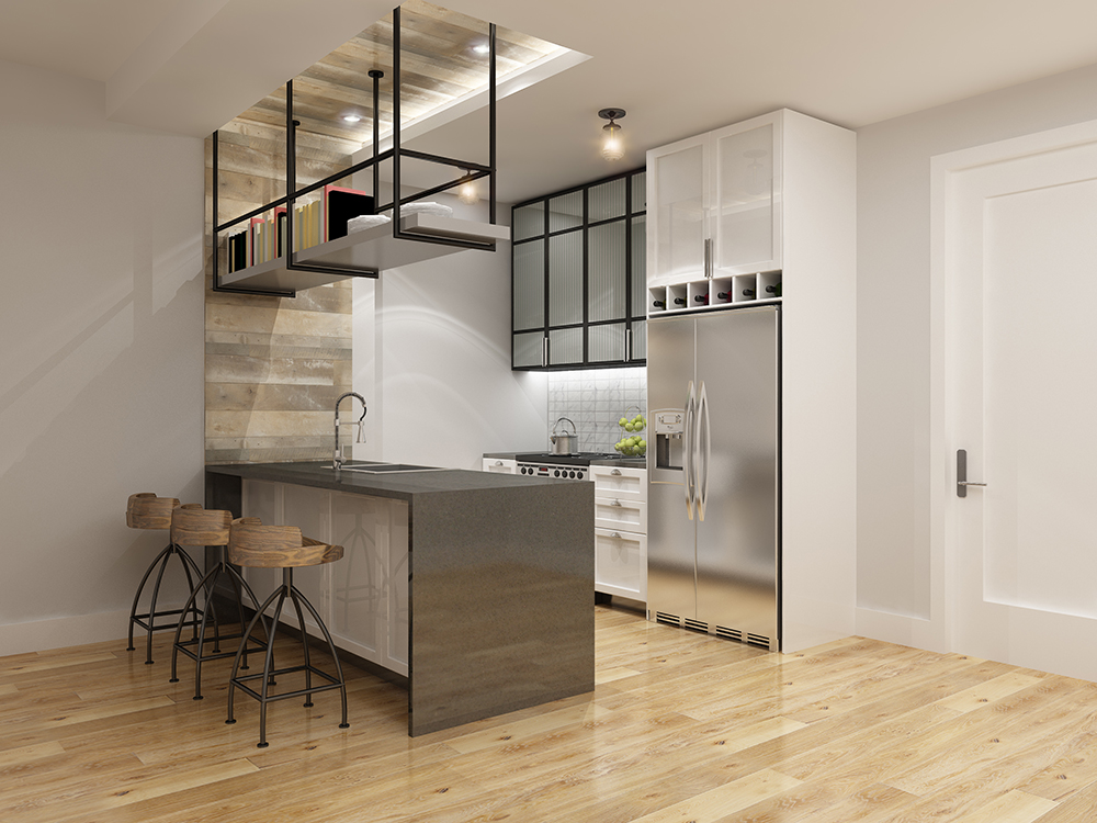 Halo lic long island city luxury apartment rentals - Long island city 3 bedroom apartments ...
