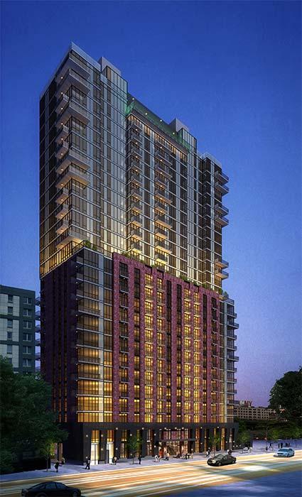Halo Lic Long Island City Luxury Rentals